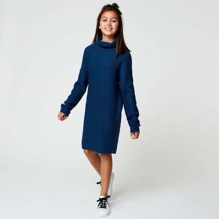 3665b1bd0362b Robe point mousse bleu Monoprix Teens   La Redoute
