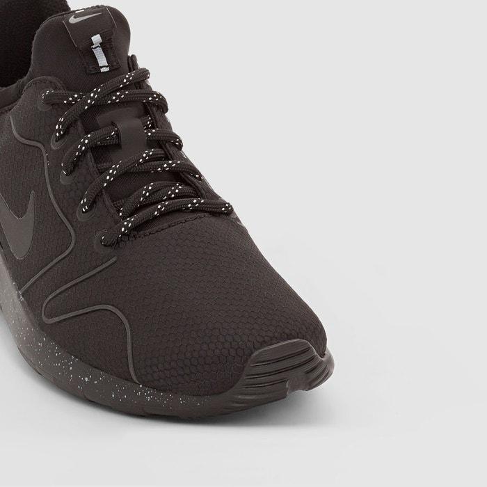 Baskets toile noir Nike