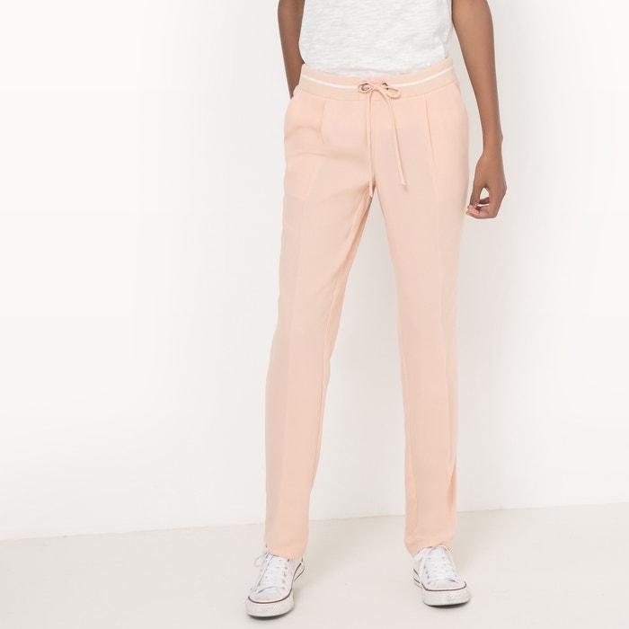 Image Pantaloni basici, slim, sigaretta, tinta unita R édition