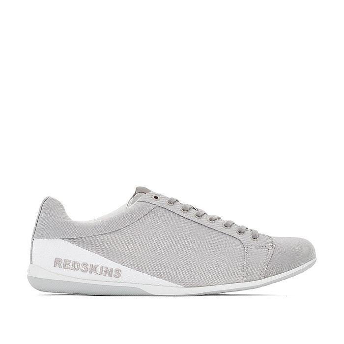 Baskets helmi gris/blanc Redskins