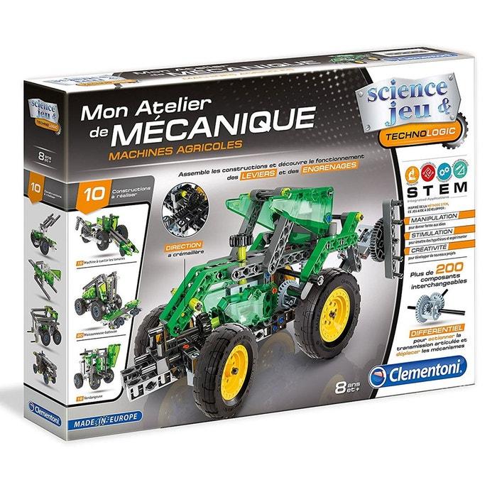 Science et jeu atelier de m canique machines agricoles - Jeu de tracteur agricole gratuit ...