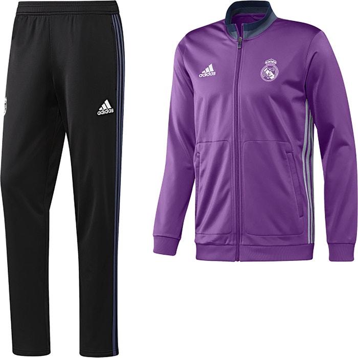 Image Real Madrid Two-Tone Tracksuit ADIDAS