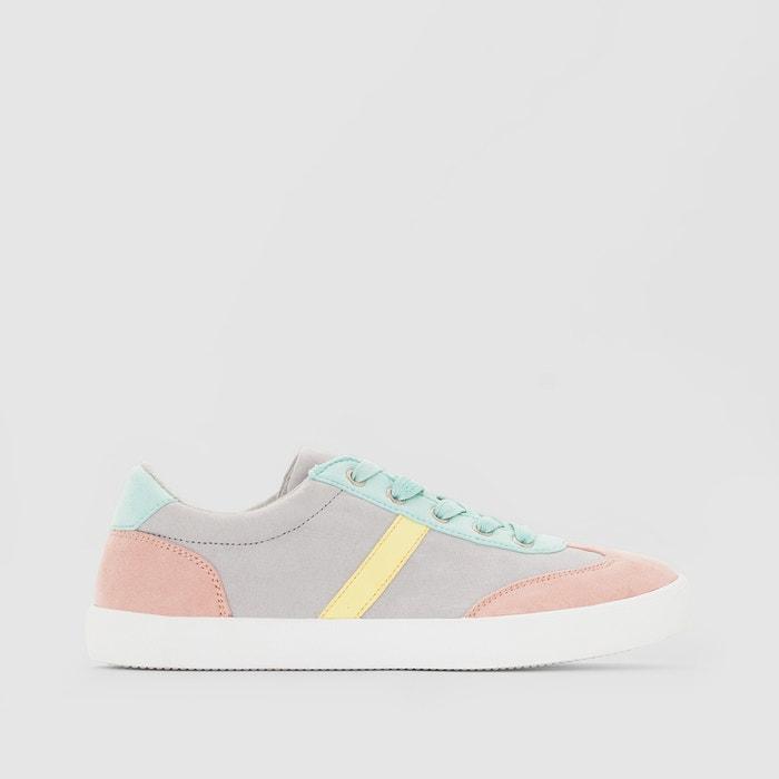 Imagen de Zapatillas deportivas bicolores R édition