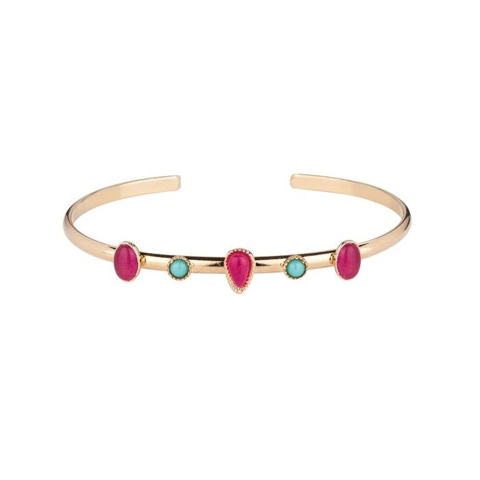 Bracelet doré pierres fines normalee or Luma Jewels | La Redoute Réduction Vente En Ligne Stockiste Pas Cher Usa visite iMqHMnup0Y