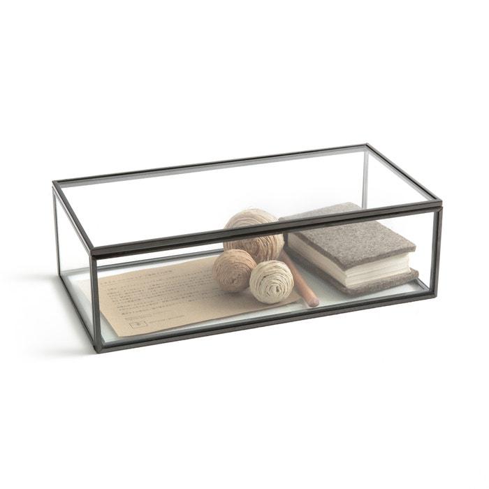 boite vitrine l30xh9xp15 cm digori am pm la redoute. Black Bedroom Furniture Sets. Home Design Ideas