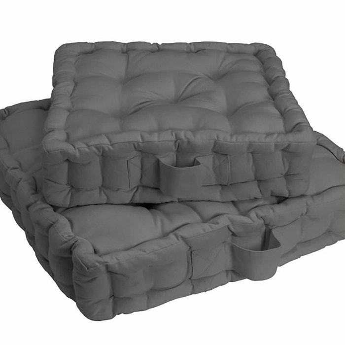 coussin de sol scenario la redoute. Black Bedroom Furniture Sets. Home Design Ideas