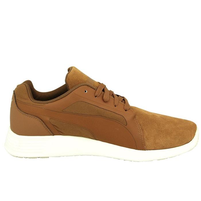 Marron 5ttwpqr St Trainer Chaussures Sneakers Sd Mode Homme Puma Brun P0OkNnw8X