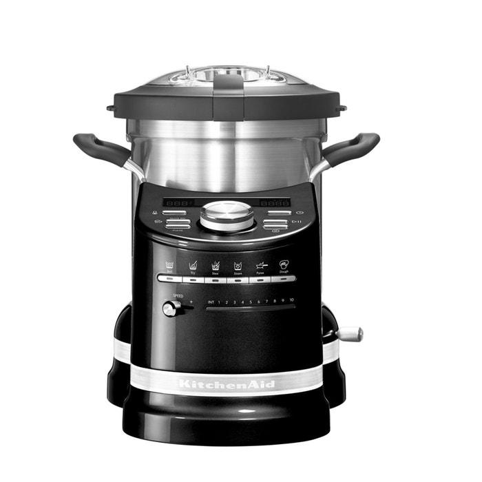 robot cuiseur cook processor artisan 5kcf0103eob noir kitchenaid la redoute. Black Bedroom Furniture Sets. Home Design Ideas