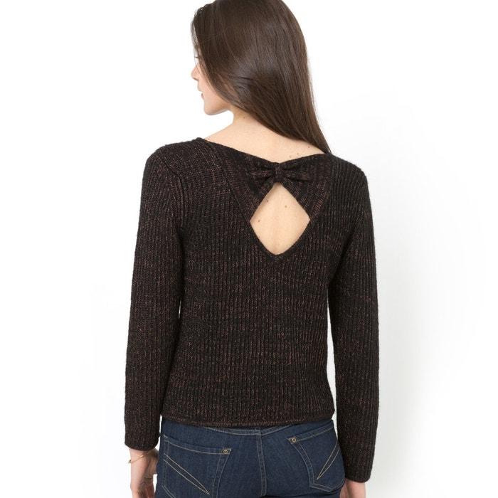 Image Glanzende trui met strik achteraan LES PETITS PRIX