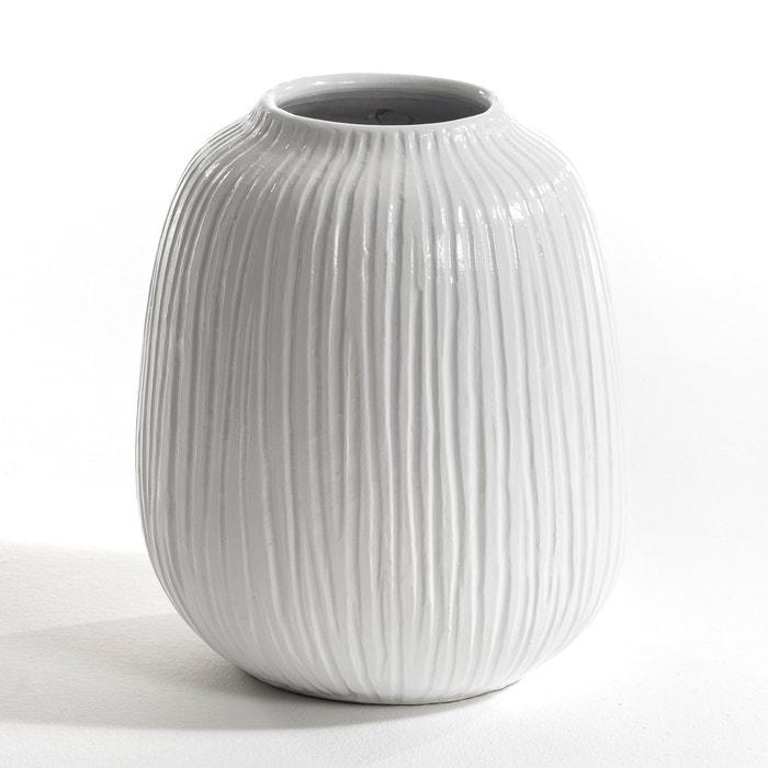 Image Belzemine Vertical Stripe Vase by E. Gallina AM.PM.