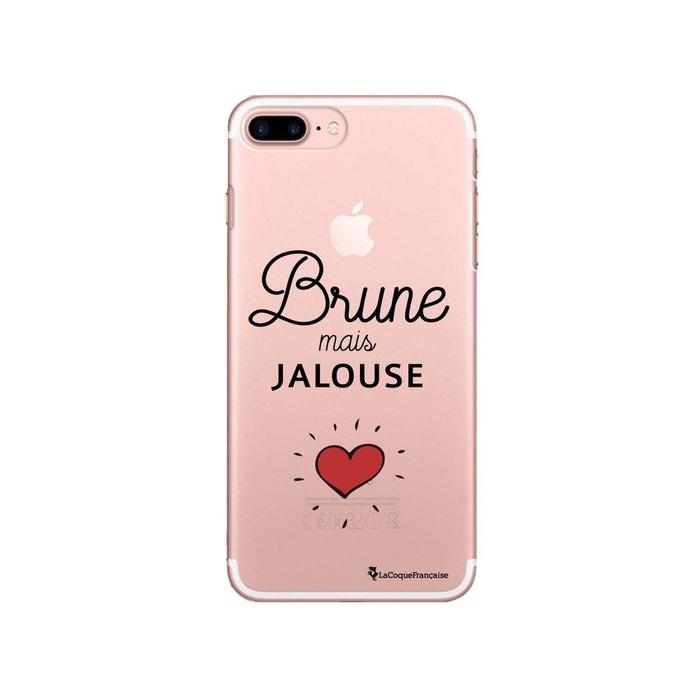 coque iphone 7 plus brune