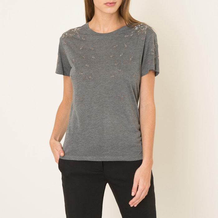 afbeelding T-shirt met borduursel THE KOOPLES