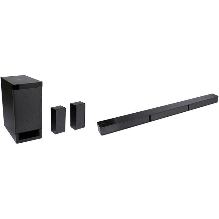 barre de son htrt3 noir sony la redoute. Black Bedroom Furniture Sets. Home Design Ideas