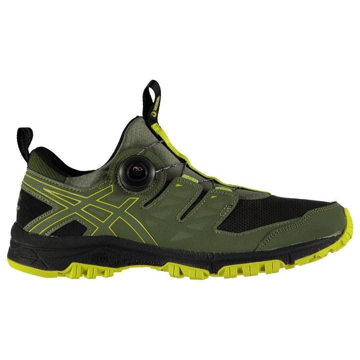 De Running Redoute Gel Chaussures Fujirado AsicsLa VertNoir Trail knwPO0