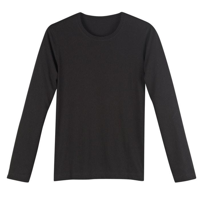 Image T-shirt scollo rotondo, maniche lunghe LES PETITS PRIX