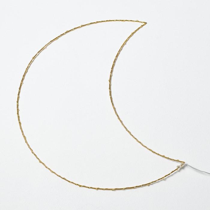 Luminaire lune led omara laiton am pm la redoute - Luminaire la redoute am pm ...