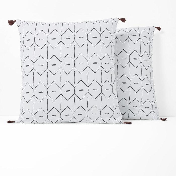 Mirni Printed Single Pillowcase  La Redoute Interieurs image 0