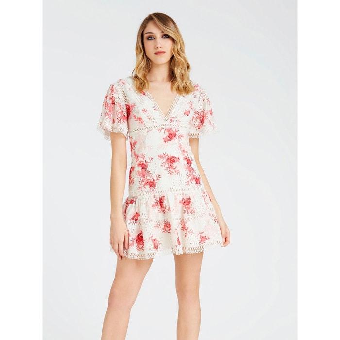 f0ec7c46d Robe En Coton Imprime Fleurs