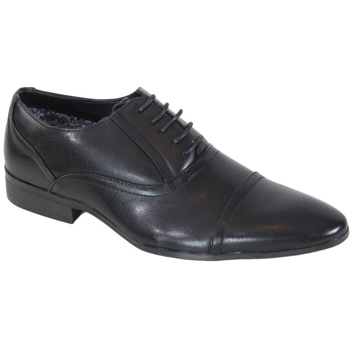 chaussures elo506 noir kebello la redoute. Black Bedroom Furniture Sets. Home Design Ideas