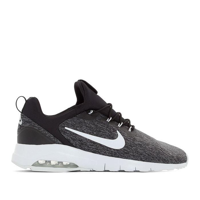 Baskets air max motion racer   noir gris Nike   La Redoute
