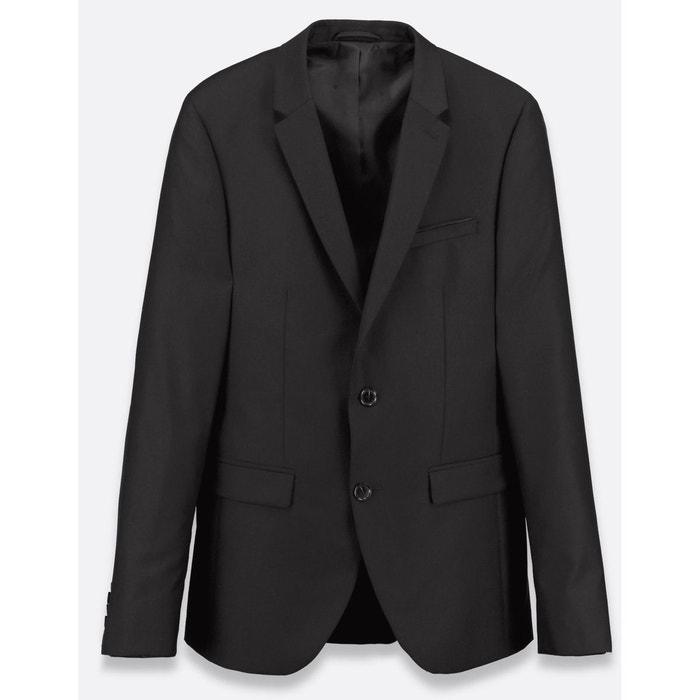 Veste costume slim premium 100% laine italienne Brice   La Redoute 2b71cc33758