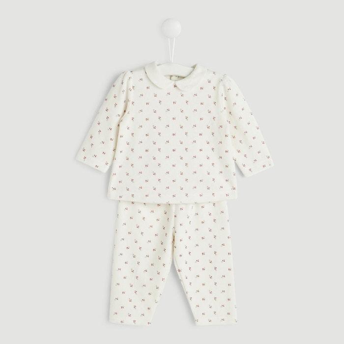 debd3c7d33e0f Pyjama col imprimé BOUT CHOU image 0
