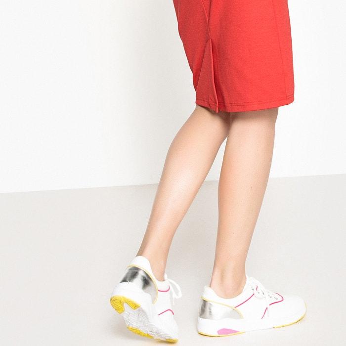 Zapatillas de de Collections ultraligeras La tela Redoute metal detalle qSEzEx1