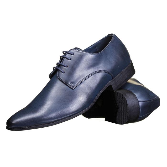 Chaussure derbie à lacets  gris Galax  La Redoute
