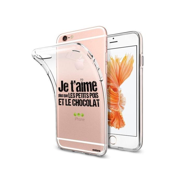 coque iphone 6 pois