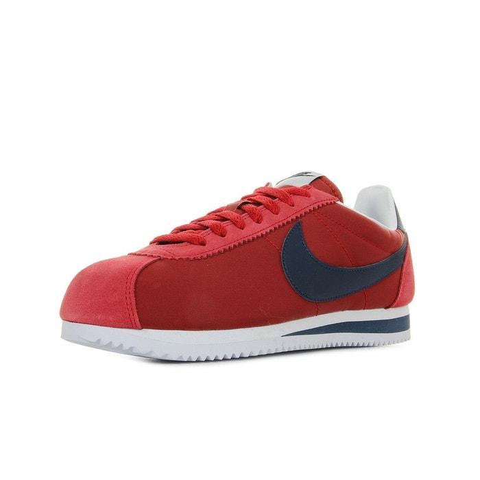 Baskets homme classic cortez nylon  rouge/bleu marine Nike  La Redoute