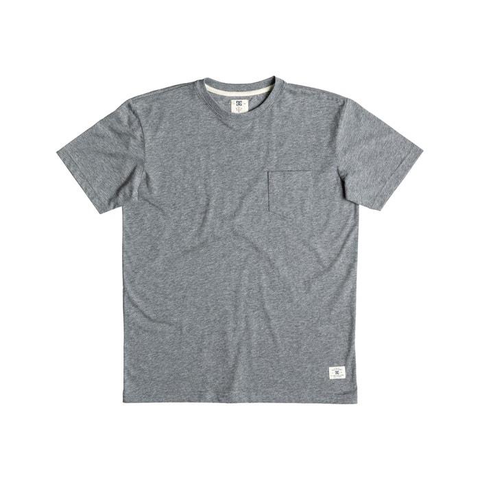 T-shirt tinta unita con tasca  DC SHOES image 0