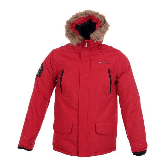 prix compétitif 9cdd5 d5559 Peak Mountain - Parka de ski homme CAPEAK- rouge