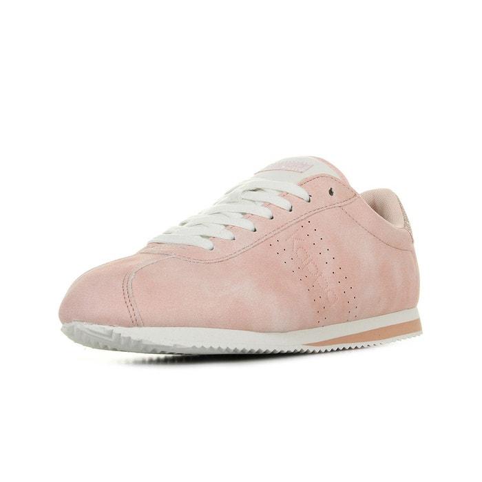 Baskets femme kinsley wo pink rose/blanc Kappa Collections En Ligne Pas Cher Cote De Sécurité De Qualité Vente Pré Commande En Ligne 4WQb88M