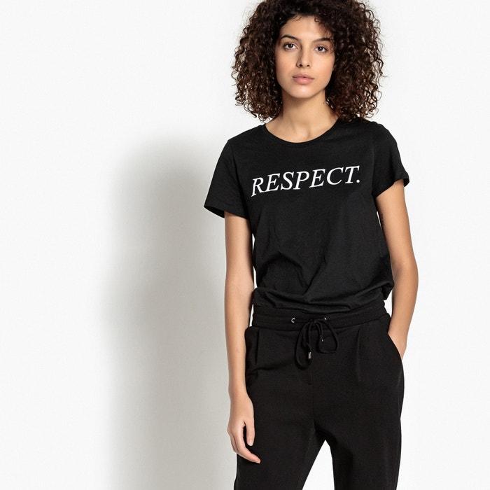 Feminist Slogan Cotton T-Shirt  VERO MODA image 0