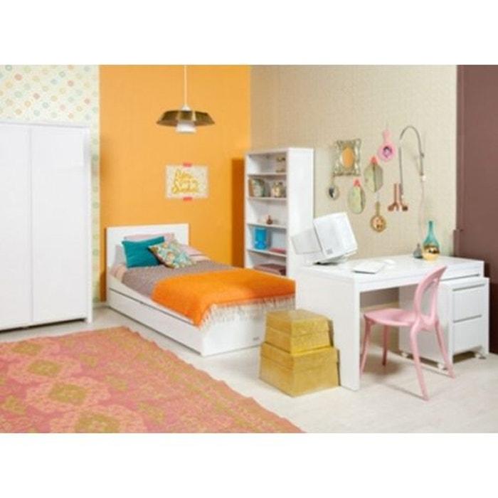 bureau camille blanc bopita la redoute. Black Bedroom Furniture Sets. Home Design Ideas