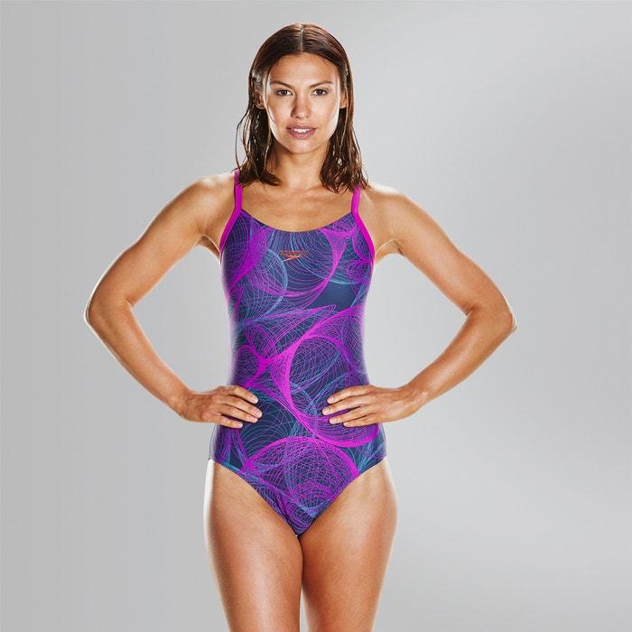 Image Costume intero da piscina con spalline SPEEDO