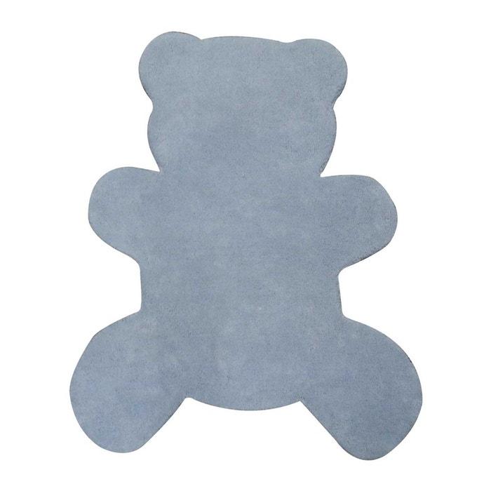 tapis pour enfants chambre ctm ours coton coton un amour de tapis la redoute. Black Bedroom Furniture Sets. Home Design Ideas