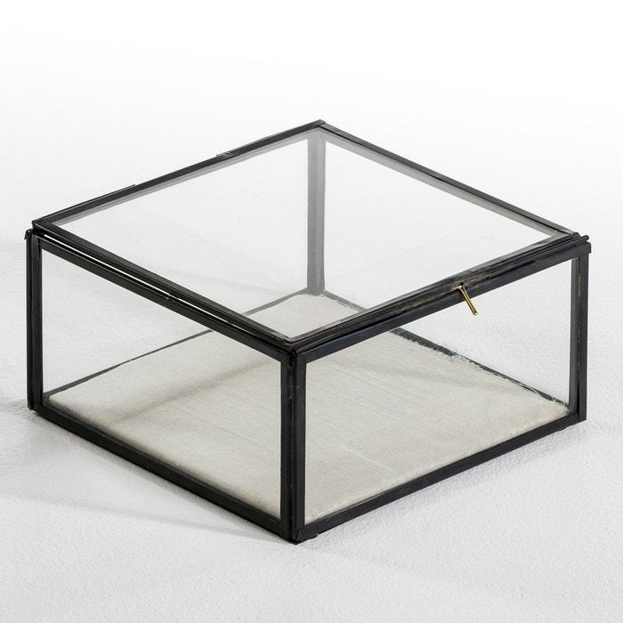 Misia Small Size Glass Box  AM.PM. image 0
