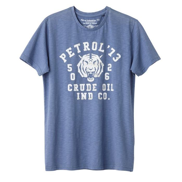 T-shirt à motif imprimé PETROL INDUSTRIES