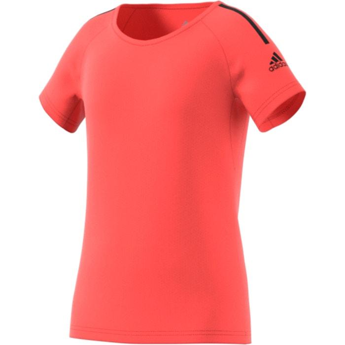 T-shirt con scollo rotondo, maniche corte  ADIDAS image 0