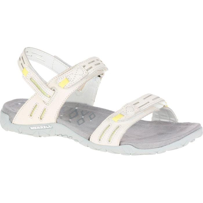 Terran strap ii - sandales femme - blanc  blanc Merrell  La Redoute
