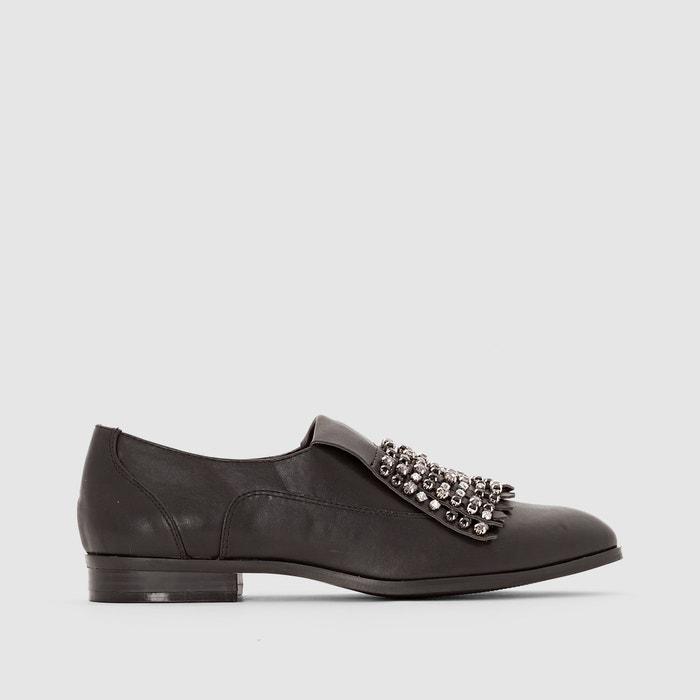 Sapatos derbies, detalhe com adorno MADEMOISELLE R