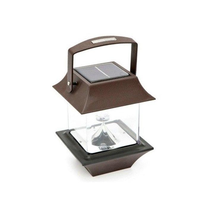 lanterne solaire de jardin pagode watt et home la redoute. Black Bedroom Furniture Sets. Home Design Ideas