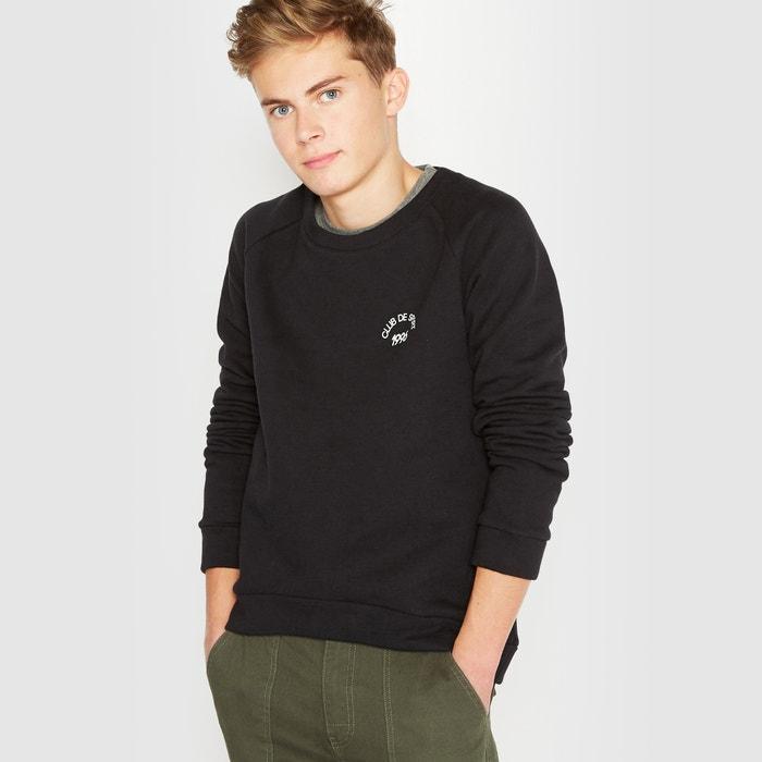 Image Bedrukte loose sweater R pop