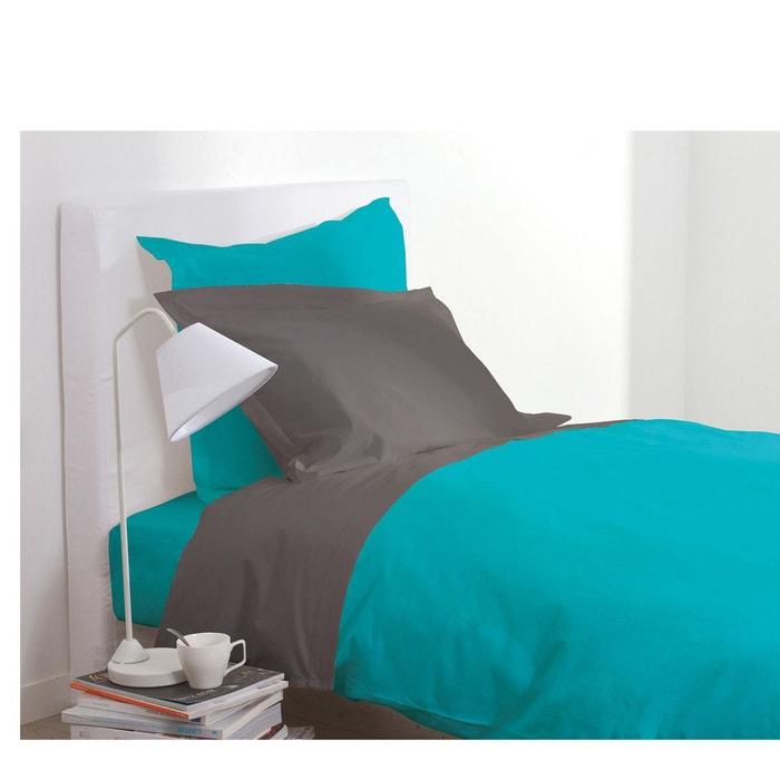 housse de couette 140 x 200 cm atmosphera la redoute. Black Bedroom Furniture Sets. Home Design Ideas