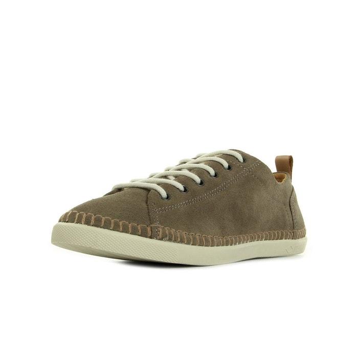 Palladium Femme palladium sneakers  bel sud Marron - Chaussures Basket Femme
