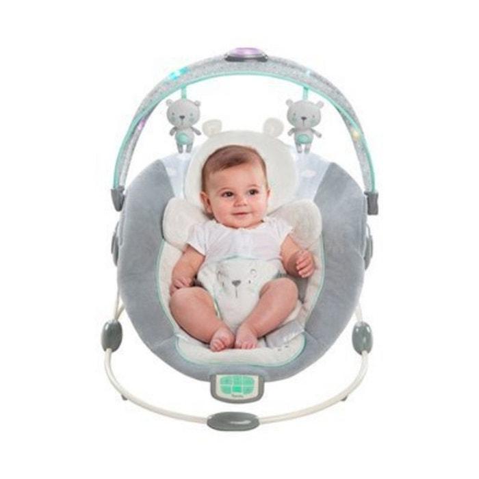 baby walz le transat balancelle lit b b multicolore baby. Black Bedroom Furniture Sets. Home Design Ideas