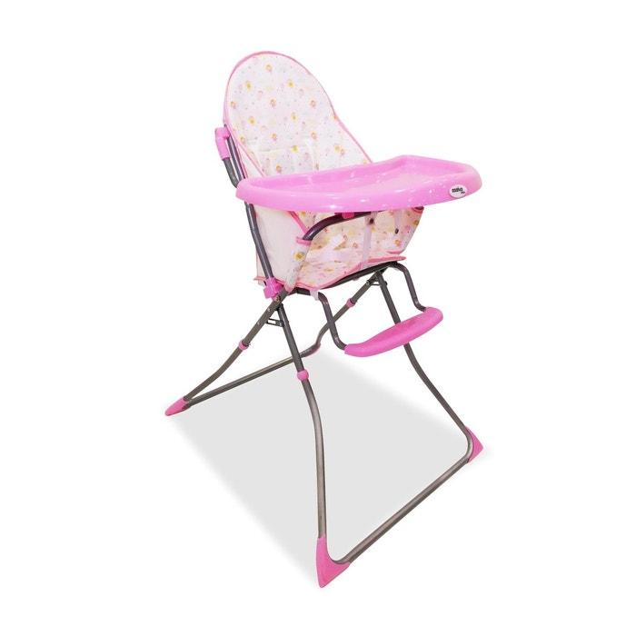 Baby Fée Fox Rose Chaise Quick Haute Pliante XZPkuwiTO