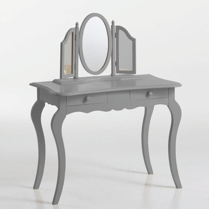 фото Столик туалетный изогнутый, массив сосны, Soupir La Redoute Interieurs