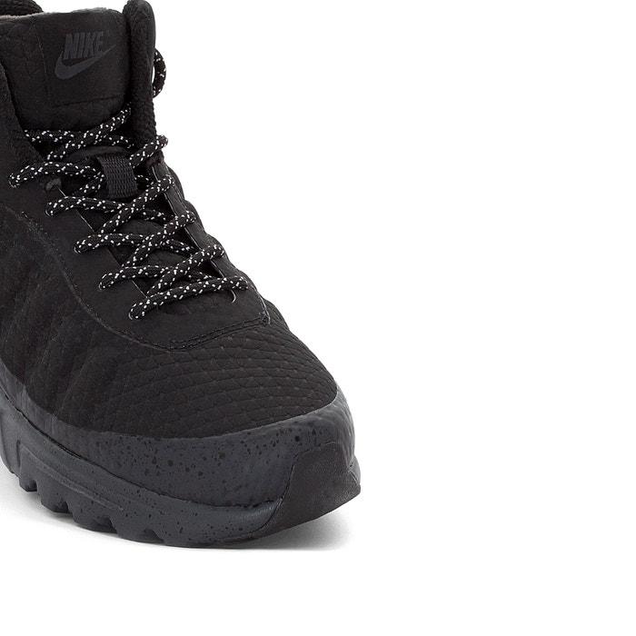 brand new 9b00e c7572 Baskets montantes air max invigor mid Nike noir   La Redoute